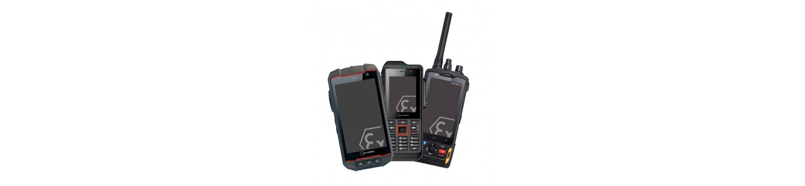 Smartphone Atex I-Safe Mobile Android